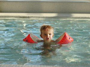 שיעורי שחייה לילדים