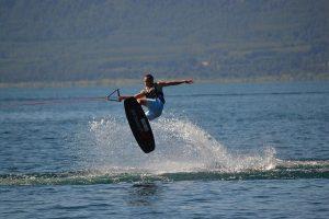 לימוד סקי מים