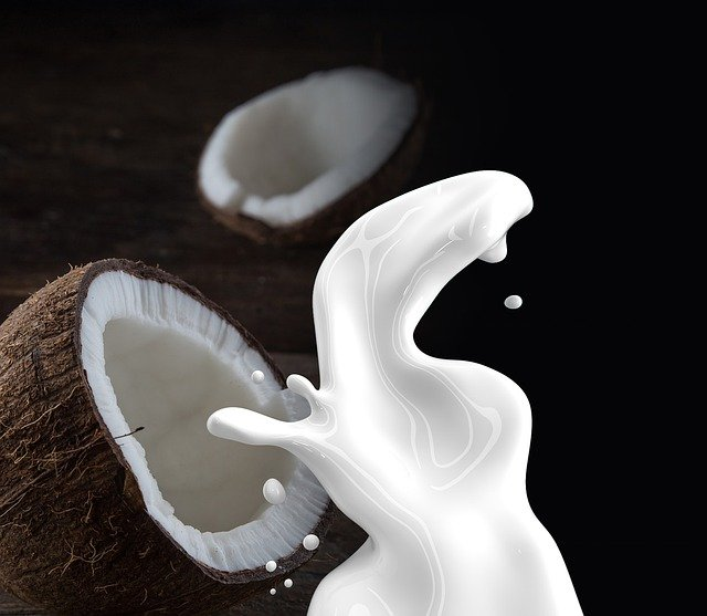 חלב קוקוס